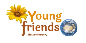 Young Friends Nature Nursery logo