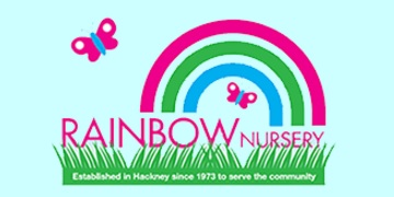 Rainbow Nursery (N16) logo