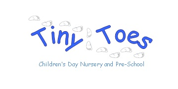Tiny Toes Day Nursery logo