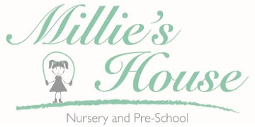 Millie's House Nursery and Pre-school logo
