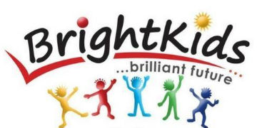 Bright Kids Studley logo