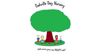 Oakville Day Nursery logo