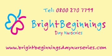 Bright Beginnings Day Nurseries logo