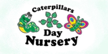 Caterpillars Day Nursery logo
