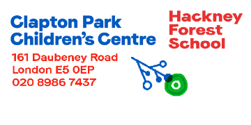 Hackney Learning Trust / Clapton Park Children's Centre and Forest School logo