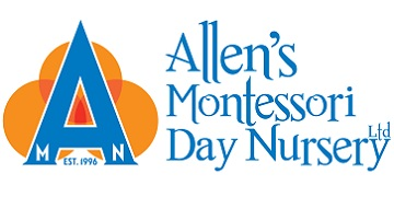 Allen's Montessori Day Nursery logo