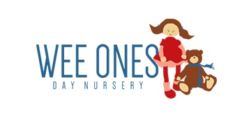 Wee Ones Nursery logo