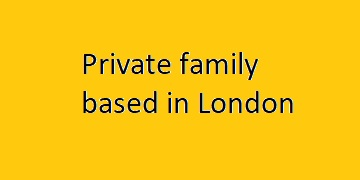Family based in London logo