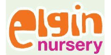 Elgin Nursery logo