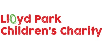 The Lloyd Park Children's Charity logo