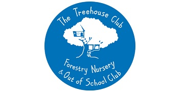 The Treehouse Forestry Nursery and out of school club logo