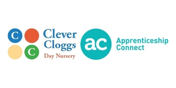 Clever Cloggs Day Nursery logo