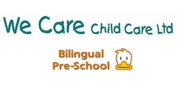 We Care Child Care logo