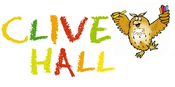 Clive Hall Day Nursery logo