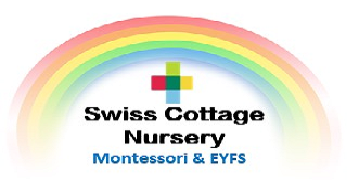 Swiss Cottage Nursery logo