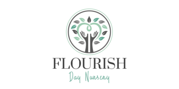Flourish Day Nursery logo