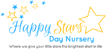 Happy Stars Day Nursery logo