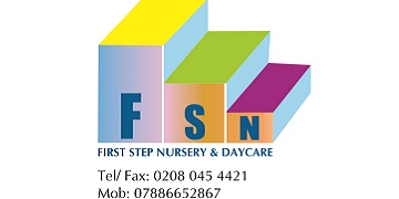 First Step Nursery logo
