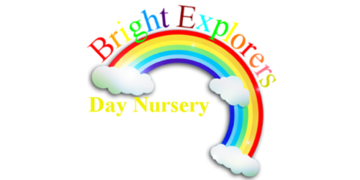 Bright Explorers Day Nursery logo