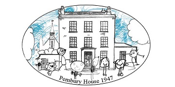 Pembury House Nursery School and Children's Centre logo