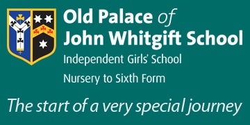 Old Palace of John Whitgift School logo