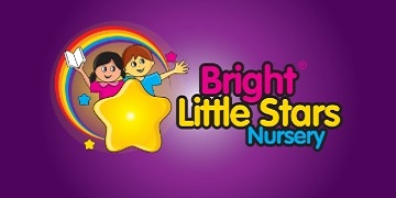 Bright Little Stars Nursery logo
