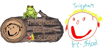 Tringham Pre-school and Forest School logo