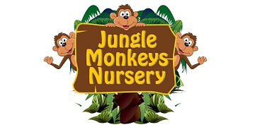 Jungle Monkeys Nursery logo