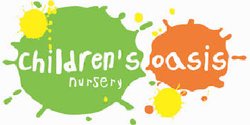 Children's Oasis Nursery logo