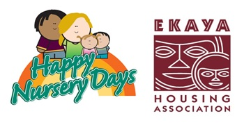 Happy Nursery Days logo