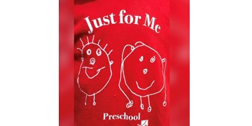 Just For Me Preschool logo