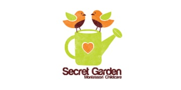 Secret Garden Montessori Childcare logo