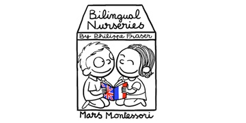 Bilingual Nurseries logo