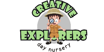 Creative Explorers Day Nursery logo