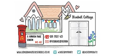 Bluebell Cottage logo