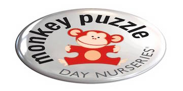Monkey Puzzle Day Nursery Cambridge logo