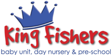 Kingfishers Day Nursery logo