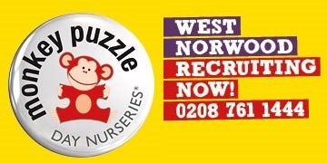 Monkey Puzzle West Norwood logo