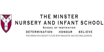 Minster Nursery and Infant School logo